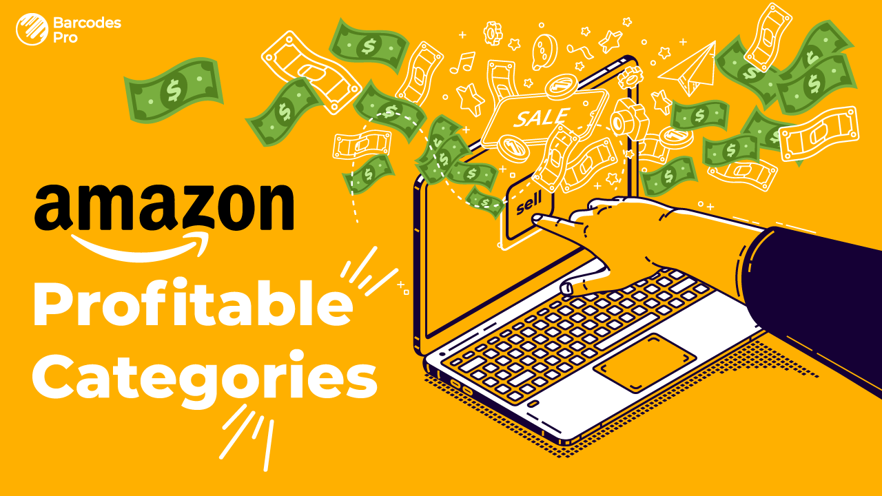 5+ Most Profitable Product Categories for Amazon FBA Sellers
